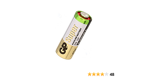 Battery Gp Super 12 V 23 A P23ga 8lr932 Mn21 V23ga Elektronik