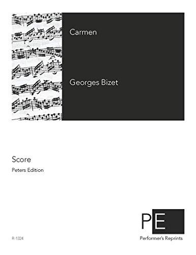 Carmen - Vocal Score