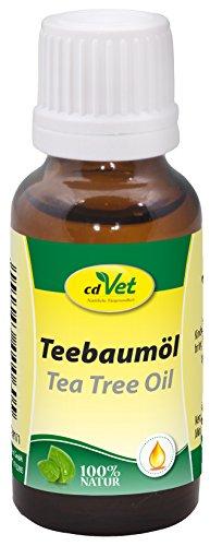 cdVet Naturprodukte Teebaumöl 20 ml