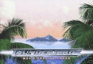 Thunderbirds película 36Unidades Tarjeta de Comercio Caja de Pantalla