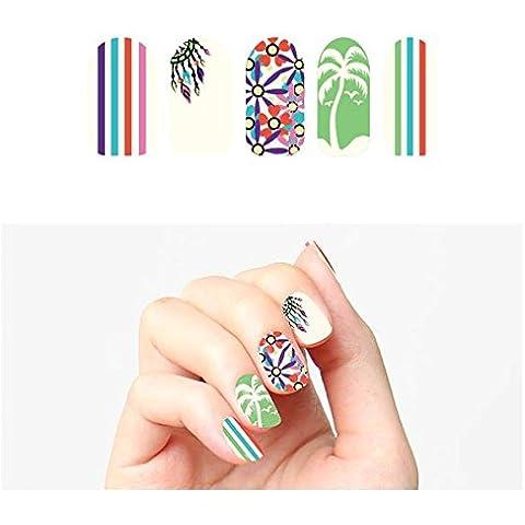 Tattify Dreamcatcher Nail Wraps - Hippie Hippie Hooray! (Set of 22) by Tattify