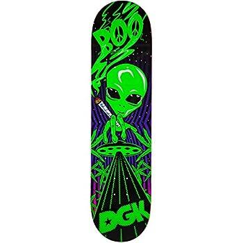 DGK Skateboard Deck Black...