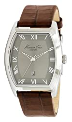 Kenneth Cole Analog Grey Dial Mens Watch KC1789