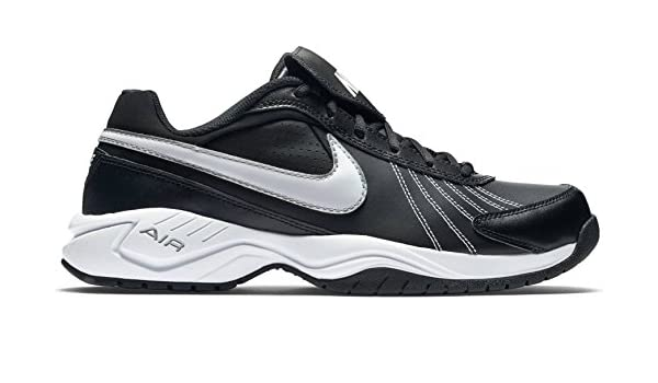 promo code 39150 a49d2 Nike AIR Diamond Trainer Mens Baseball Athletic Shoes 333785-012 SZ 4.5  Black White  Buy Online at Low Prices in India - Amazon.in
