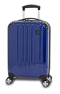 eminent move air cabin size suitcase iata approved cobalt blue luggage. Black Bedroom Furniture Sets. Home Design Ideas
