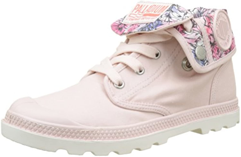 Palladium Damen Baggy Low LP Hohe Sneaker Pink