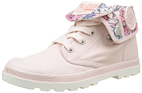 Palladium Damen Baggy Low LP Hohe Sneaker, Pink (Rose Water/Marshmallow L73), 38 EU