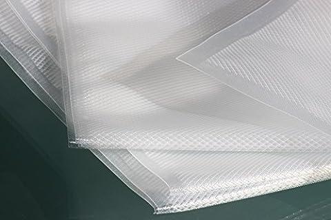 Sacs sous vide gaufrés 300x400 (30x40 cm).100 unités