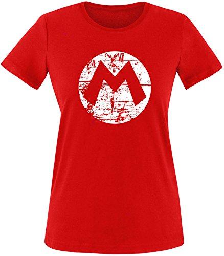 T-Shirt Rundhals (Toad Mario Kart Kostüm)