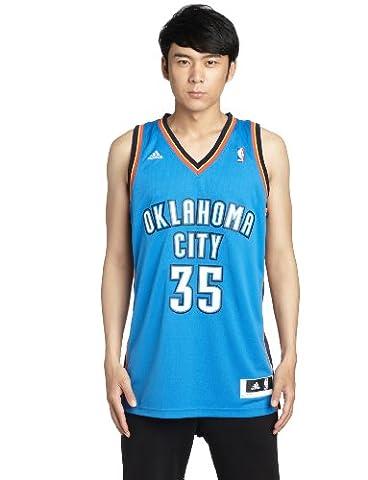 T-shirt adidas s20869 Bleu Nba Oklahoma City Th XL