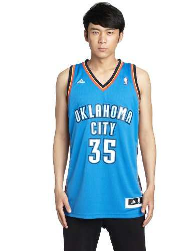 adidas Herren Trikot International Swingman Nba Oklahoma City Th, XL