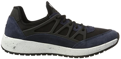Camel Active Jump 13, Sneakers Basses Homme Bleu (Midnight/Black 01)