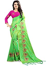 26769780bc823 Greens Women s Sarees  Buy Greens Women s Sarees online at best ...