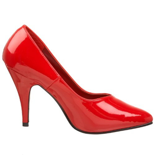 Pleaser Dream-420w Damen Plateau Rot (rot (pat Rosso))