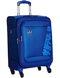 Skybags Stunner Polyester 71 cms Blue Soft Sided Suitcases (STSTUW71BLU)