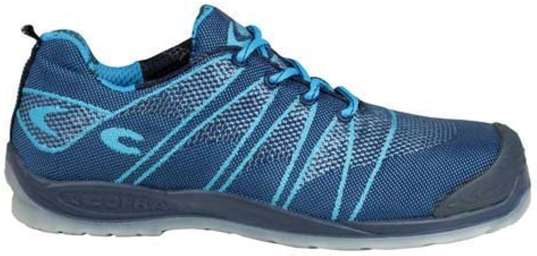 Cofra 11620 – 000.w44 zapatos,Majorana, tamaño 9,5, azul