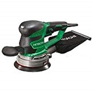 Hitachi–Lijadora excéntrica sv15yc, Verde/Negro