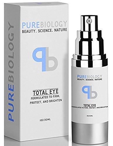 """Pure Biología""""total de ojo anti envejecimiento Crema de ojos"""