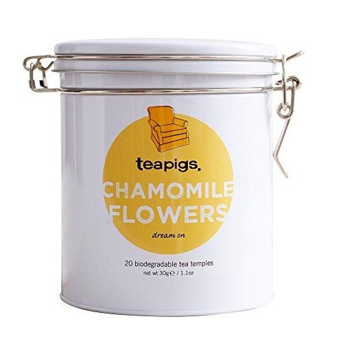 teapigs Chamomile Flowers Tin of Tea