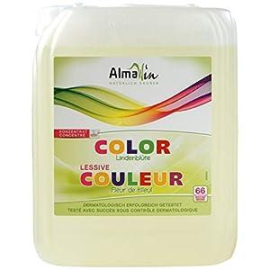 Waschmittel Color Lindenblüte Kanister 5 l – ALMAWIN