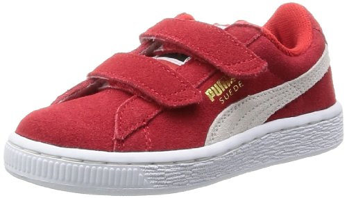 puma-suede-2-straps-inf-unisex-kinder-sneakers-rot-high-risk-red-white-03-25-eu-8-kinder-uk
