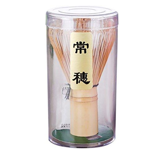 Gazechimp Japan Chasen Matcha Pulver Quirl Werkzeug aus Bambus
