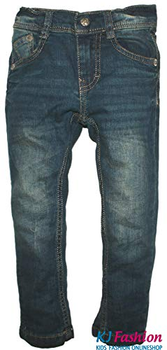 Lemmi Hose Jeans Boys Regular fit MID - Pantalones para niños, color blau (blue denim|blue 0013), talla 9 años (134 cm)