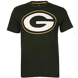 Majestic Green Bay Packers Berriman American Football NFL T-Shirt (XXL)