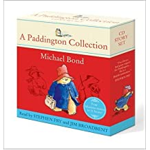 [(A Paddington Collection)] [ By (author) Michael Bond, Read by Stephen Fry, Read by Jim Broadbent ] [August, 2014]