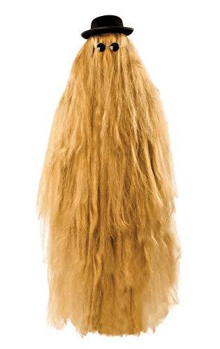Generique - Haariger-Vetter-Kostüm für Erwachsene blond Einheitsgröße