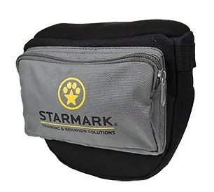 TRIPLE CROWN Pro Training Neoprene Treat Toy Pouch Adjustable Strap for Pet Dogs