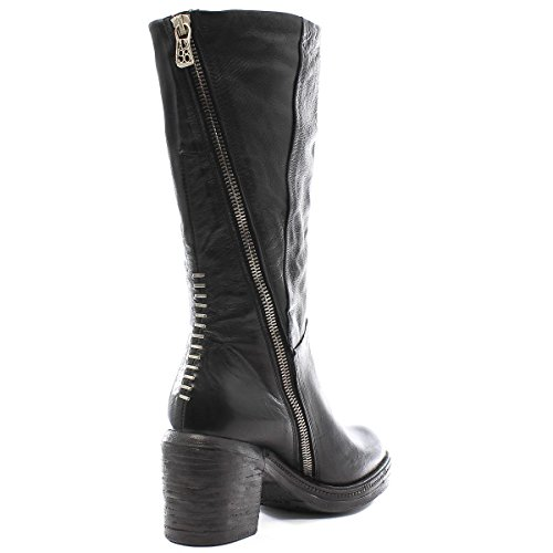 A.S.98 Stivale Ankle 263304-102 Nero Airstep as98 Nero