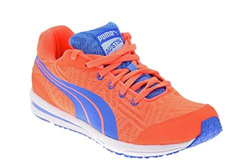 Puma Austin W Baskets Basses Neuf Chaussures Fem. Orange