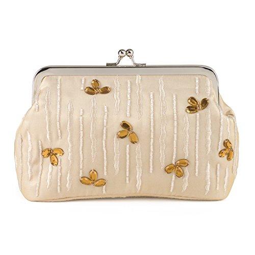 Farfalla 90297, Pochette donna Oro (oro)