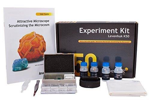 Levenhuk K50 Experiment Kit by Levenhuk