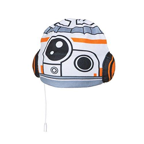 Star Wars bb-8Kopfhörer Hat-Kind sicher Kids Kopfhörer