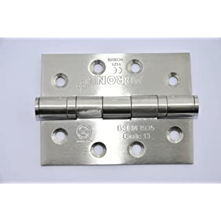 60 Minute Fire Rated Stainless Steel Hinges (Priced per Pair)