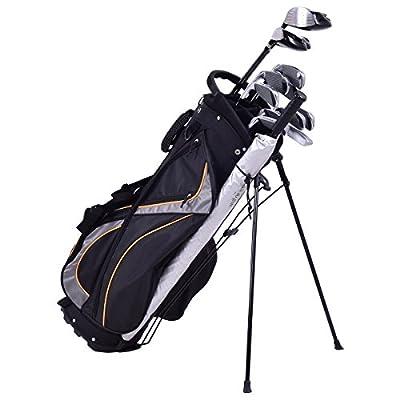GOPLUS Golftasche inch Golfbag