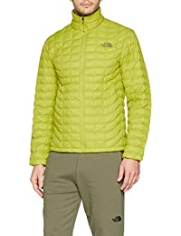 THE NORTH FACE M Thermoball Full Zip Jacket Chaqueta, Hombre, Verde, L