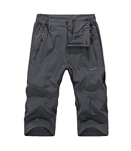 yijee-uomo-pantaloncini-sportivi-spiaggia-asciugatura-veloce-bermuda-shorts-grigio-l