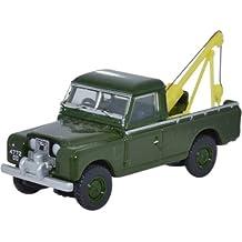 Oxford - Modelo Escala 1:76 de Land Rover Serie II Remolque Verde Bronce 76LAN2009
