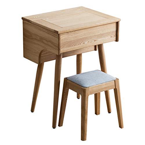 Toeletta Tolette,scrivanie da Camera Mini Flip specchiera Camera da Letto  tavolini da Toilette Piccolo Appartamento tavoli da Trucco semplici tavoli  ...