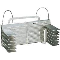 Rettungsleiter KF-Kompakt A12, Stahlseil mit Alusprossen, Länge 12m, Stockwerke 4, Gewicht 8,9kg