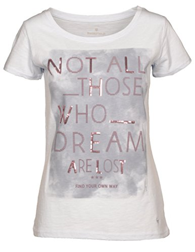Basefield Damen Printshirt Dream - Skyway (229004747) 635 SKYWAY