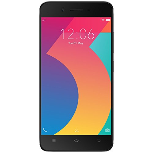 Vivo Y53i 1606 (Matte Black) Without Offer