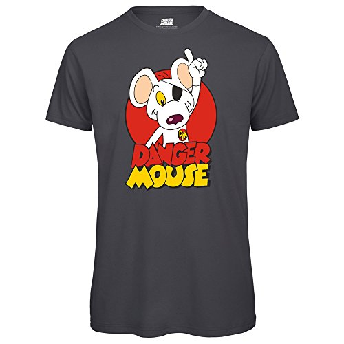 Danger Mouse® Character Mens T-Shirt - S to 3XL