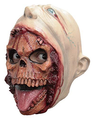 r Maske ALS krasse Halloween Maskierung ()