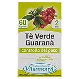 Vitarmonyl Tè Verde Guaranà - 60 capsule