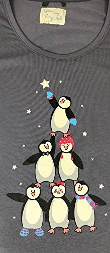 Penguin Pyjamas -  Pigiama due pezzi  - Donna Light Purple