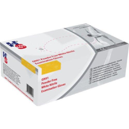 handsafe gn92 M Sense Gants en nitrile,, Taille M (Pack de 2000)
